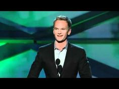 Neil Patrick Harris' awesome speech