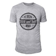Camiseta Masculina 89FM A Rádio Rock - The Original Rock And Roll