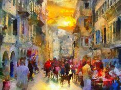 Tzviatko Kinchev, 1980 ~ Impressionist Digital painter