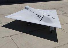 Northrop Grumman X-47A Pegasus UCAV, 2003