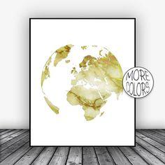 Europe Print, Europe Map, Globe Art, Globe Print, Globe Decor, World Map Poster, World Map Wall Art, World Map Print, World Map Decor #EuropePrint #GlobePrint #GlobeDecor #GlobeArt #Globe #WorldMapPrint #WorldMap #EuropeMap #WorldMapPoster #ArtPrintsZoe