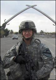 Army Pvt. Mark W. Graham  Died March 7, 2007 Serving During Operation Iraqi Freedom  22, of Lafayette, La.; assigned to the 2nd Battalion, 5th Cavalry Regiment, 1st Brigade, 1st Cavalry Division, Fort Hood, Texas; died March 7 at Brooke Army Medical Center, San Antonio, of wounds sustained when an improvised explosive device detonated near his unit while on combat patrol March 2 in Baghdad.