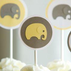 Baby Shower Decoration Elephant