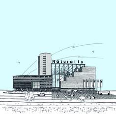 New Naturalis Biodiversity Center Winning Proposal / Neutelings Riedijk Architecten