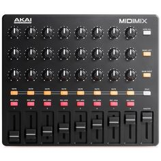 Akai MIDImix High-Performance Portable Mixer/DAW Controller