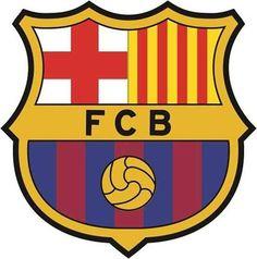 escudos de equipos de fútbol | Escudos De Equipos De Futbol Para Decoración. Barcelona