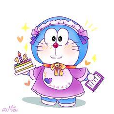Doremon Cartoon, Baby Animal Drawings, Pikachu, Pokemon, Doraemon Wallpapers, Cute Pins, Iphone, Baby Animals, Manga Anime