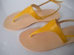 Tuto Handmade Sandals