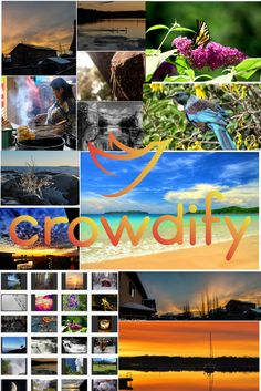 Thank you for quickly repinning this. Just click on it.  What is the Crowdify Original Photography Area? Get paid for Uploading Photos and Blogging