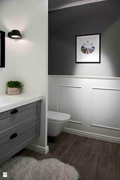 Riviera of blue - Mała łazienka, styl eklektyczny - zdjęcie od SHOKO.design