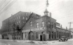 Armstrong Factory 443 Chapel Street New Haven New Haven Connecticut, Louvre, Street, Building, Travel, Viajes, Buildings, Roads, Trips