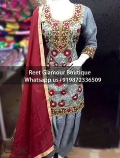 For more details whatsapp us+919872336509 We will ready this suit according your choice in any colour combination and fabric