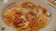 #weusetv #Bucatini all' #amatriciana...piatto forte all'italiana! (original re...