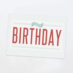 Birthday Cards Free Download Printable New Free Birthday Card Printables  Free Birthday Card Free Birthday .
