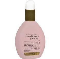 13. Organix Miracle Defrizzant Cream, Rejuvenating Cherry Blossom Ginseng