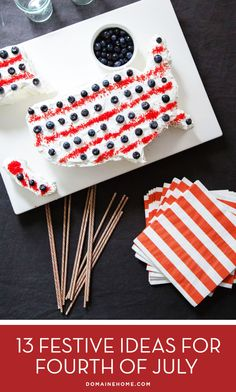 13 Festive Ideas For Fourth of July