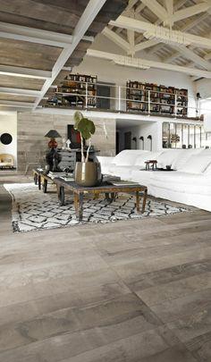 fantastische Wohnung mit rustikalem Design