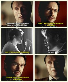 Hannibal edit. GOOD JOB HANNIBAL YOU DID IT
