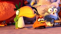 Image result for angry birds movies scenes bubbles