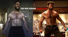 Results from one month on the Wolverine Workout bodyweight system