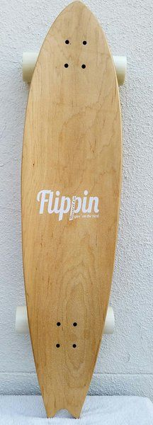 """The Flippin Board Co Seagull Fishtail Is the perfect campus or beach cruiser.  You can carve your way to class or the store in no time! The graphics Are incredible and you are sure to  turn some heads here!Look at these awesome features that come standard--  -Gunmetal 9.5"""" 180mm Trucks  -Punked Speed Cruiser Wheels 70mm 78a  -Reds Bearings  -Real grip spray grip on deck #longboarding #longboards"""