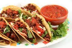 Come preparare tacos vegetariani - Guide di Cucina