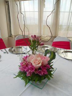 Centro de mesa -boda.