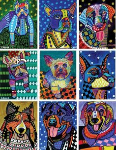 Folk artist Heather Galler
