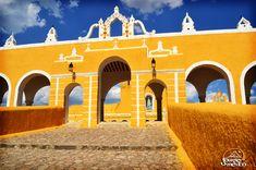 Izamal Mexico The Yellow City