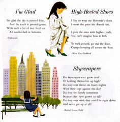 Poems To Read To The Very Young selected by Josette Frank, illustrated by Dagmar Wilson, 1968.