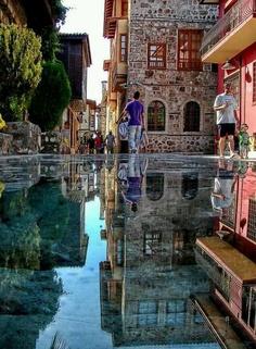 The Stone Mirror, I Instanbul, Turkey