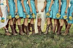 pinterest country wedding cakes | Creative Western Wedding: Feminine and Sweet
