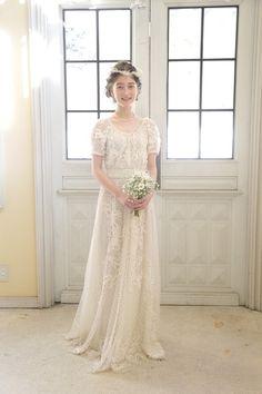 プレ花嫁さん必見♩日本のおすすめヴィンテージドレス専門店♡にて紹介している画像