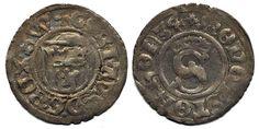 Sweden Gustav Vasa SM 72a Örtug 1534 Stockholm, 1,44 g. Ett trevligt exemplar. 01  Dealer Myntkompaniet & AB Philea  Auction Starting Price: 5000.00 SEK (app. 544 EUR)