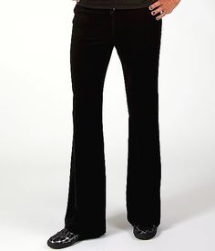 Miss Me Sequin Velour Sweatpant