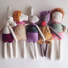 welcome! All dolls are handmade by me, Sophia Smeekens