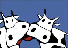 vacas enamoradas