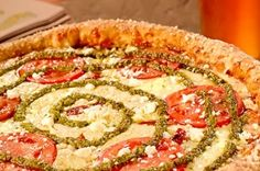 Mellow Mushroom is opening in West Chester. Pictured is the Kosmic Karma pizza. Durham Restaurants, Denver Restaurants, Mellow Mushroom Pizza, Pizza Baker, Creative Pizza, Lab, Pizza Restaurant, Chester, Vegetable Pizza