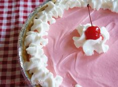 Never had Kool-Aid Pie? You are missing out! Kool Aid, condensed milk & cool whip in a graham cracker crust! AMAAAAZING! My favorite is orange (tastes like a creamsicle!) & lemon-lime tastes like Key Lime! NO KIDDING!.