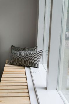 Idea - create a seating of your radiator