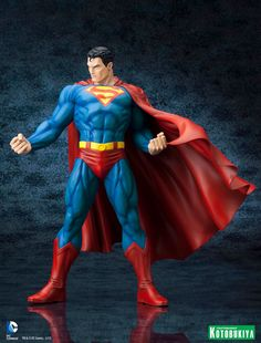 Superman's New For Tomorrow Statue by Koto is Classic and Stunning - News - GeekTyrant