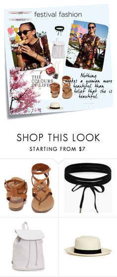 """festival fashion"" by kristina779 ❤ liked on Polyvore featuring Post-It, Breckelle's, Boohoo, Aéropostale and Lock & Co Hatters"
