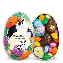 See's Candies official online chocolate shop offering delicious chocolate gifts & candy treats for all occasions. See's Candies Easter Candy, Easter Treats, Easter Eggs, Chocolate Shop, Chocolate Gifts, Best Candy, Delicious Chocolate, Sweet Life, Easter Baskets