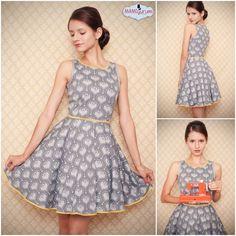 Baby Dress RetroRomantik meets Fifties-Style