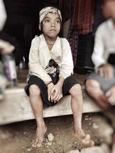 Baduy tribe,indonesia