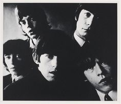 David Bailey's box of pin-ups; The Rolling Stones | Bailey, David | V Search the Collections