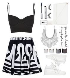 """""""Now is That Time"""" by time-of-fever ❤ liked on Polyvore featuring Moschino, Wildfox, Luv Aj, Giuseppe Zanotti, Lucky Brand, Hello Darling, Skinnydip and Christian Dior"""