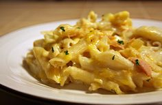 Lazy Gluten Free: Cheesy Tuna Noodle Casserole