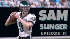 Madden 16 (Xbox One) Sam Slinger (QB) Connected Career Series - E18 (Year 2, Week 1 vs Panthers)
