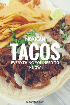 The Taco: Everything You Need To Know About Mexico's Favourite Food // © tannaz // Creative Commons